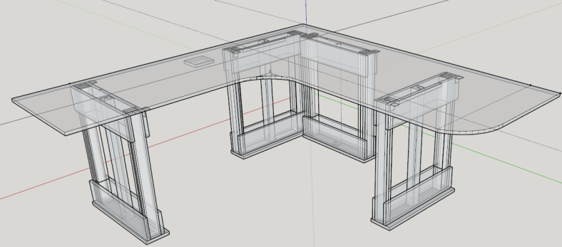 desk-sitting